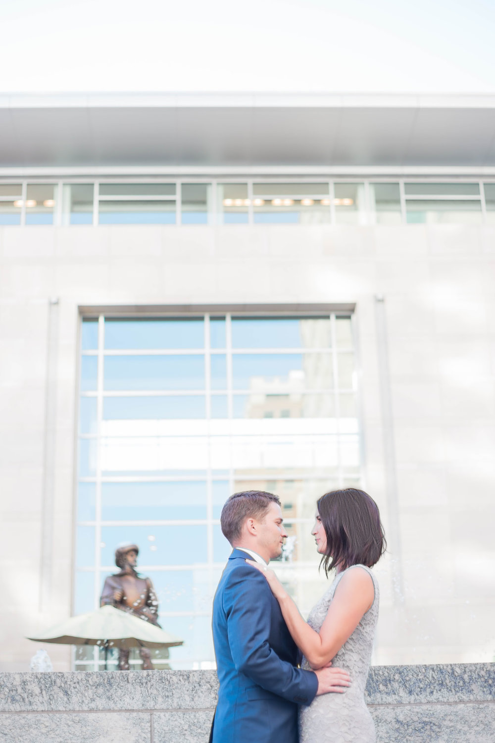 Romantic Raleigh, NC Anniversary Session