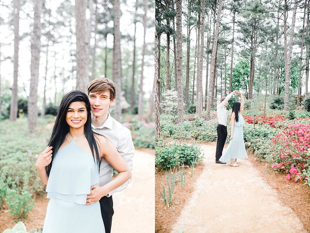 WRAL-Azalea-Gardens-Engagement-Photography-2