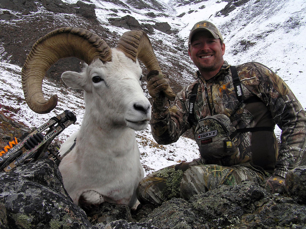 When Darin's not in front of the computer, he enjoys bowhunting for big game in rugged and remote places!
