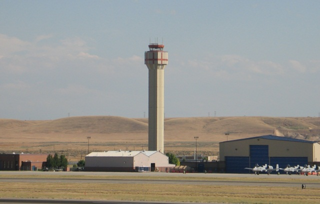 BOI Air Traffic Control Tower & TRACON