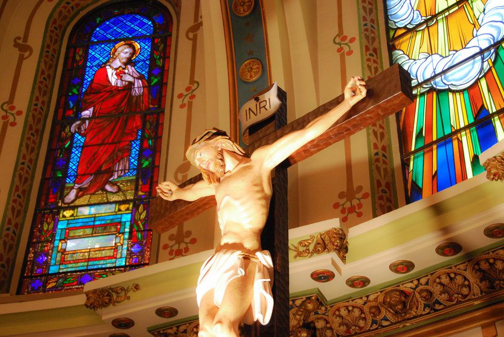 St. John's Cathedral  Lighting Upgrades Boise, Idaho