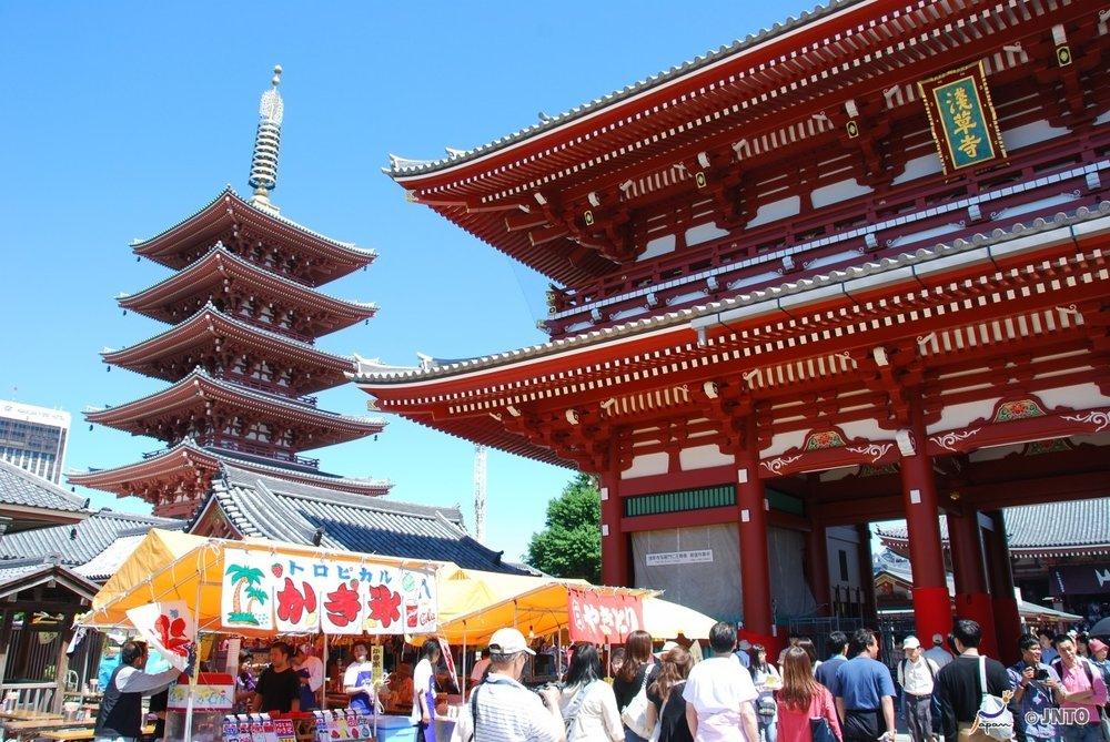 Sensoji temple Tokyo 1.JPG
