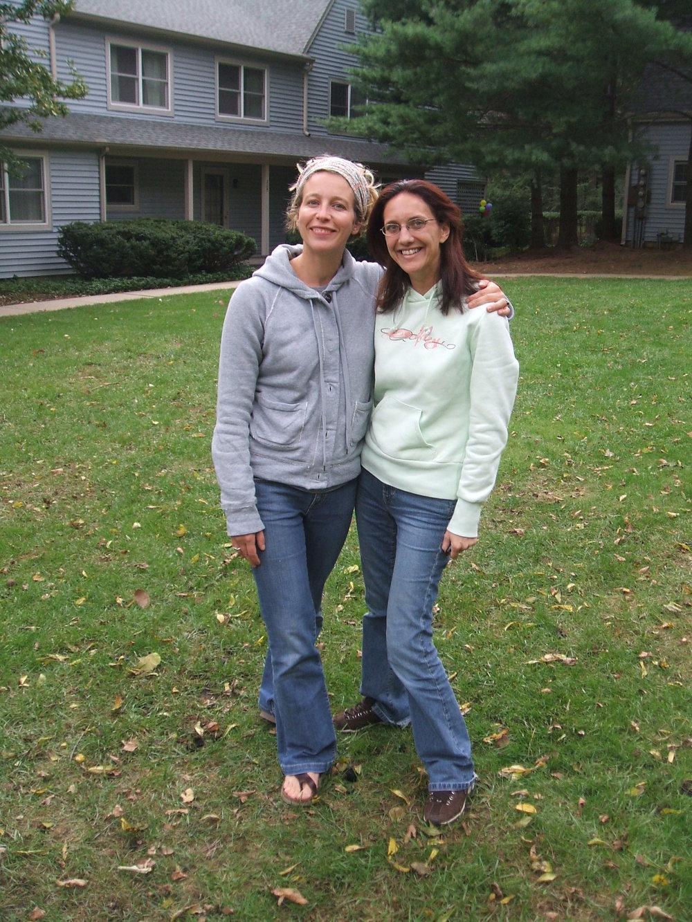 Me and Wendy. Princeton 2009.
