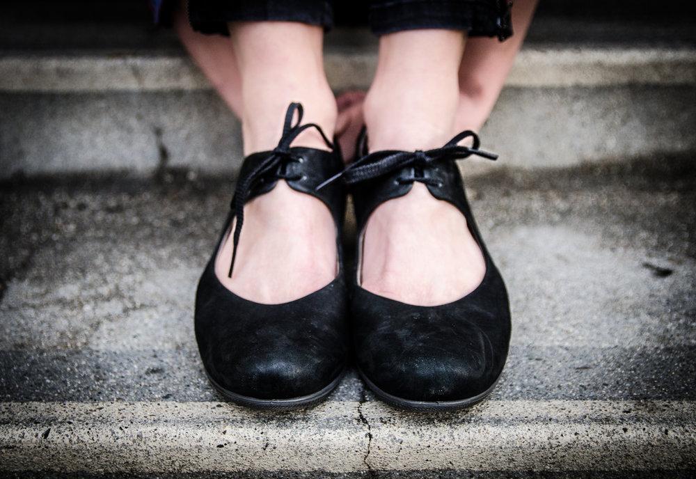 Claire Crisp writing shoes.jpg