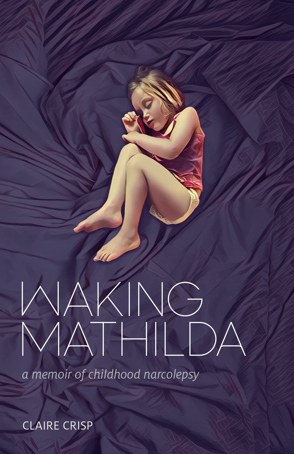 Waking Mathilda is available at:  https://www.amazon.com/s/ref=nb_sb_noss_2?url=search-alias%3Daps&field-keywords=waking+mathilda