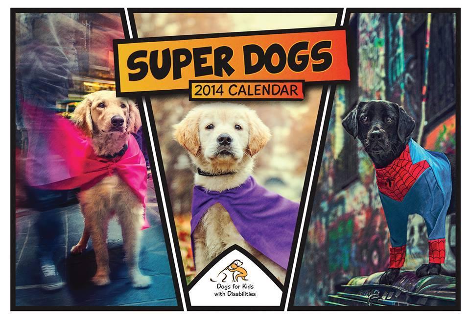 Superdogs Calendar
