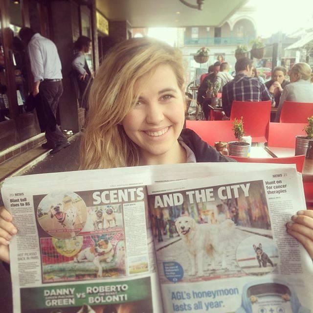 Tails of Melbourne Herald Sun