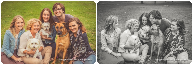 Natural family portraits by Ragamuffin Pet Photography