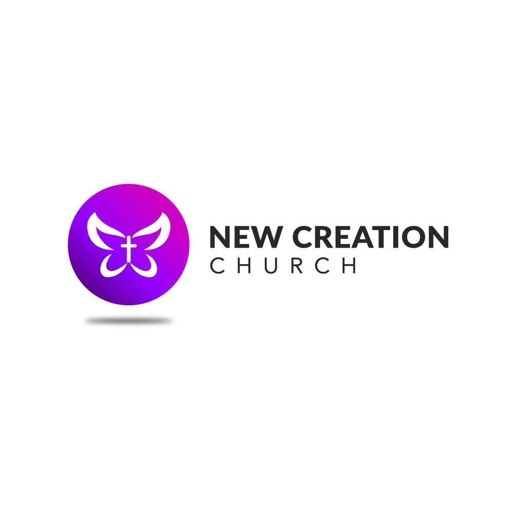 """NEW CREATION CHURCH"" ©   LOGO FOR  ""New creation church""  in Chicago, IL"
