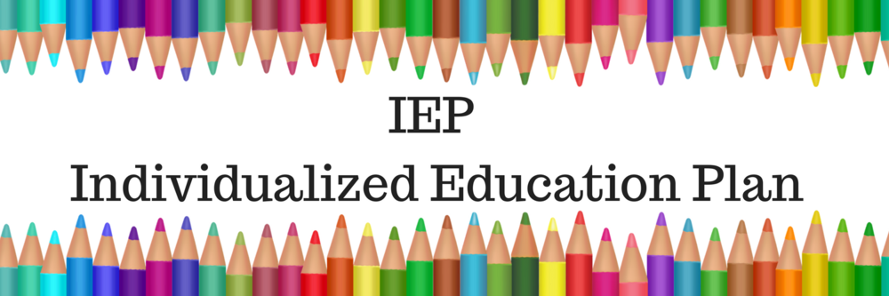 IEP Individualized Education Plan