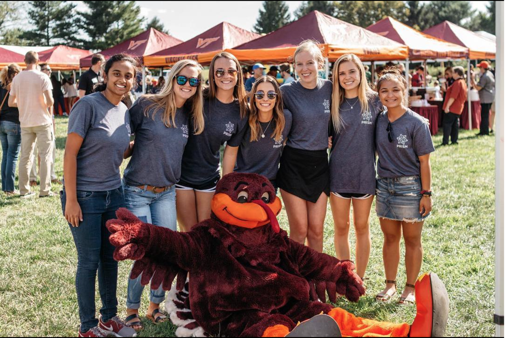 """Today's the day!! We can't wait to see you at    @virginia.tech   's Gobblerfest this afternoon. Stay tuned for more information about our booth location!""    Post by    @vtprism"