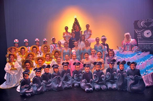 Merry Christmas from all of us at The Ballet Department ❤️🎄