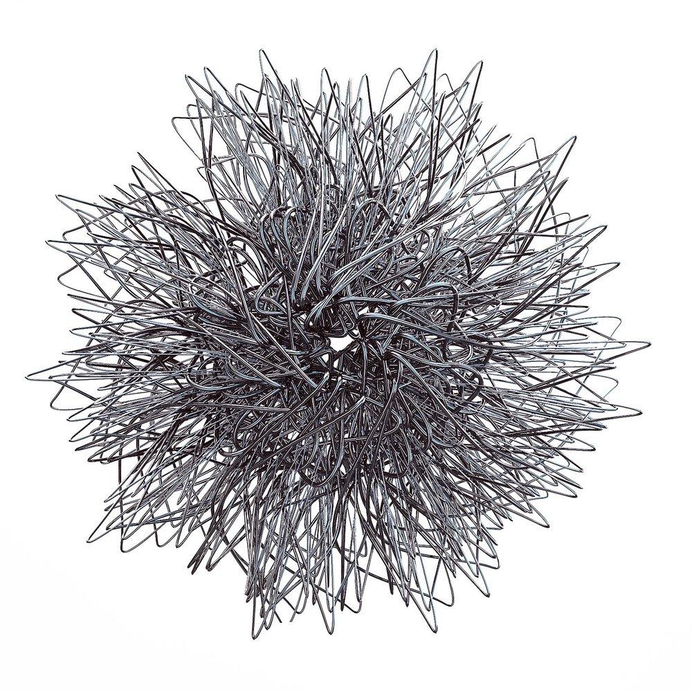 Metallic Sculpture