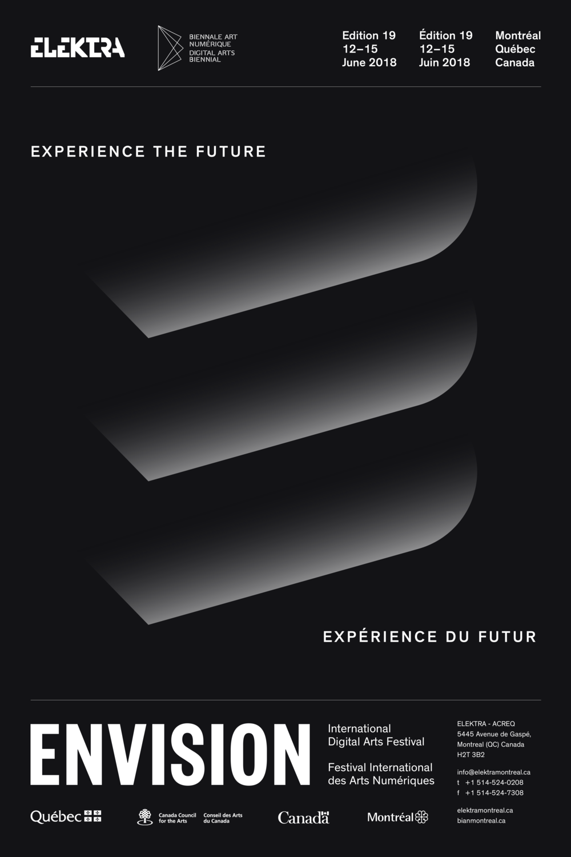 Communication Design: Elektra poster concept II