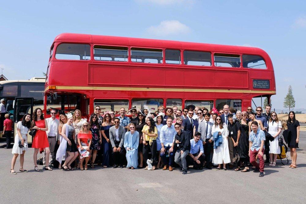 Facebook team, London