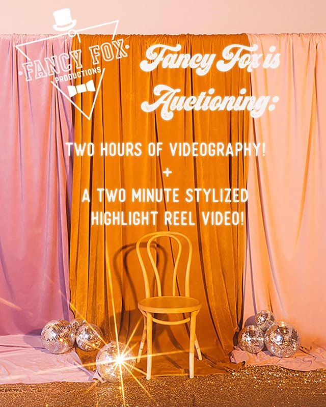 Guys! Want to come to a giant #DANCEPARTY tomorrow night??? Fancy 🦊 is participating in @officepartyofficeparty's Dance Royale! If you or someone you know is getting married and wants a shot at winning vendor services valued at over $20,000 OR if you want to come hang with awesome people, network, drink beer from @laaleworks, eat food from @sohotaco and @triplebeampizza AND watch some fools cut a rug, join us! @thatrjbuckley and I will certainly be there shakin' it. The best part is that all proceeds go to Keeping Families Together @chirla_org 💕💕💕 www.officepartywebsite.com/danceroyale