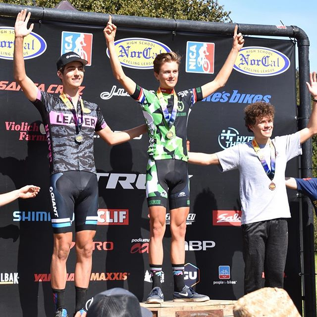 Took 2nd at the third Varsity @norcalleague race retaining the leaders jersey!  #folsombike #folsomgrind #wesellfun #getoutside #giantbicycles  #ridelife
