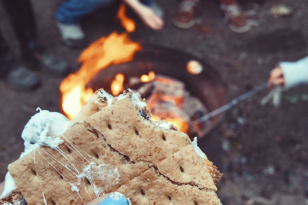 S'MORES BAR - Have a fire pit? Let's party!