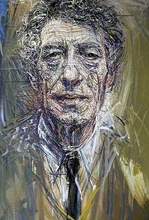 Self Portrait by Alberto Giacometti