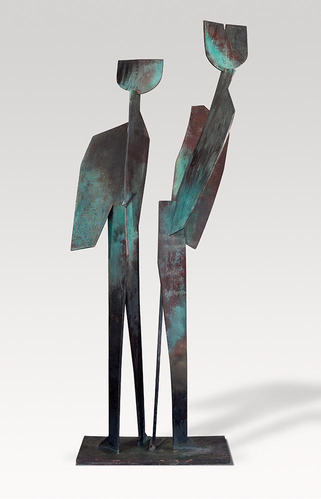 Inge King sculpture.