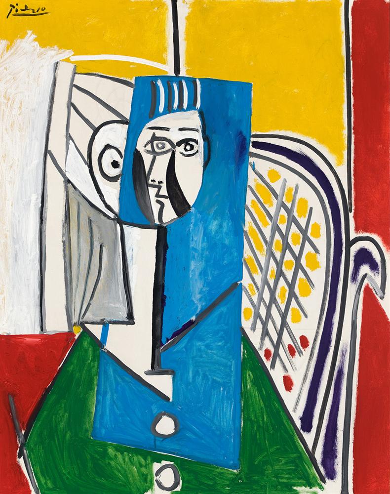 Pablo Picasso, Sylvette.