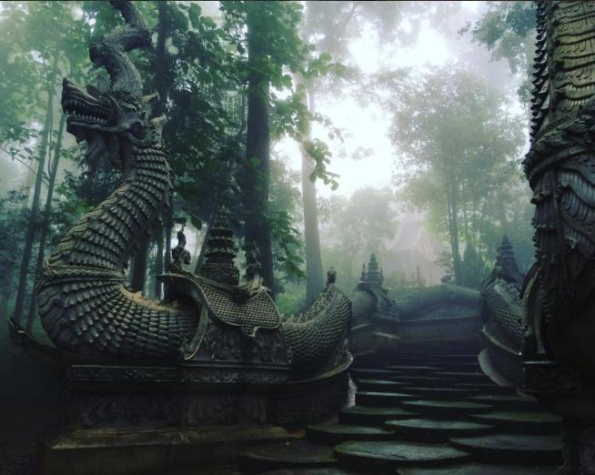 Hidden Jungle Temple