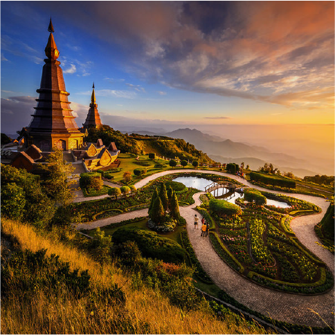 DOI INTHANON, WATERFALLS & ELEPHANTS TOUR $174
