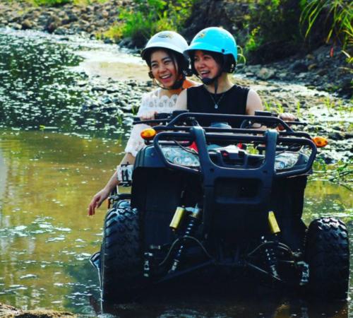 ATV in Mae Wang