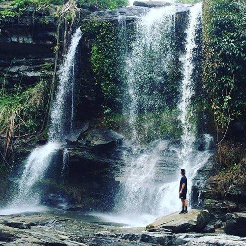 Mae Sapok Waterfall