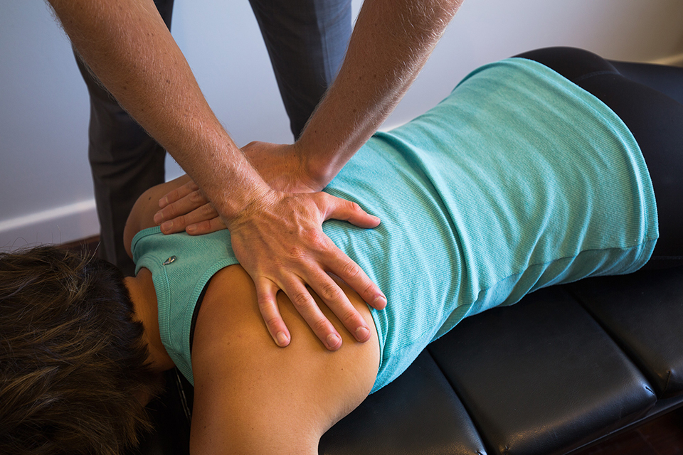 Chiropractic Adjustment (Manipulation)