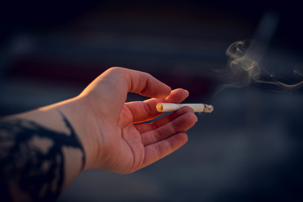 "Smokers often talk about the relaxation or stress-relieving benefits of having a smoke. Few of our habits are all ""bad"" or all ""good."" They all serve a purpose."
