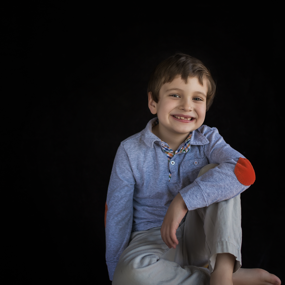 Preschool Portrait Photographer Richmond VA