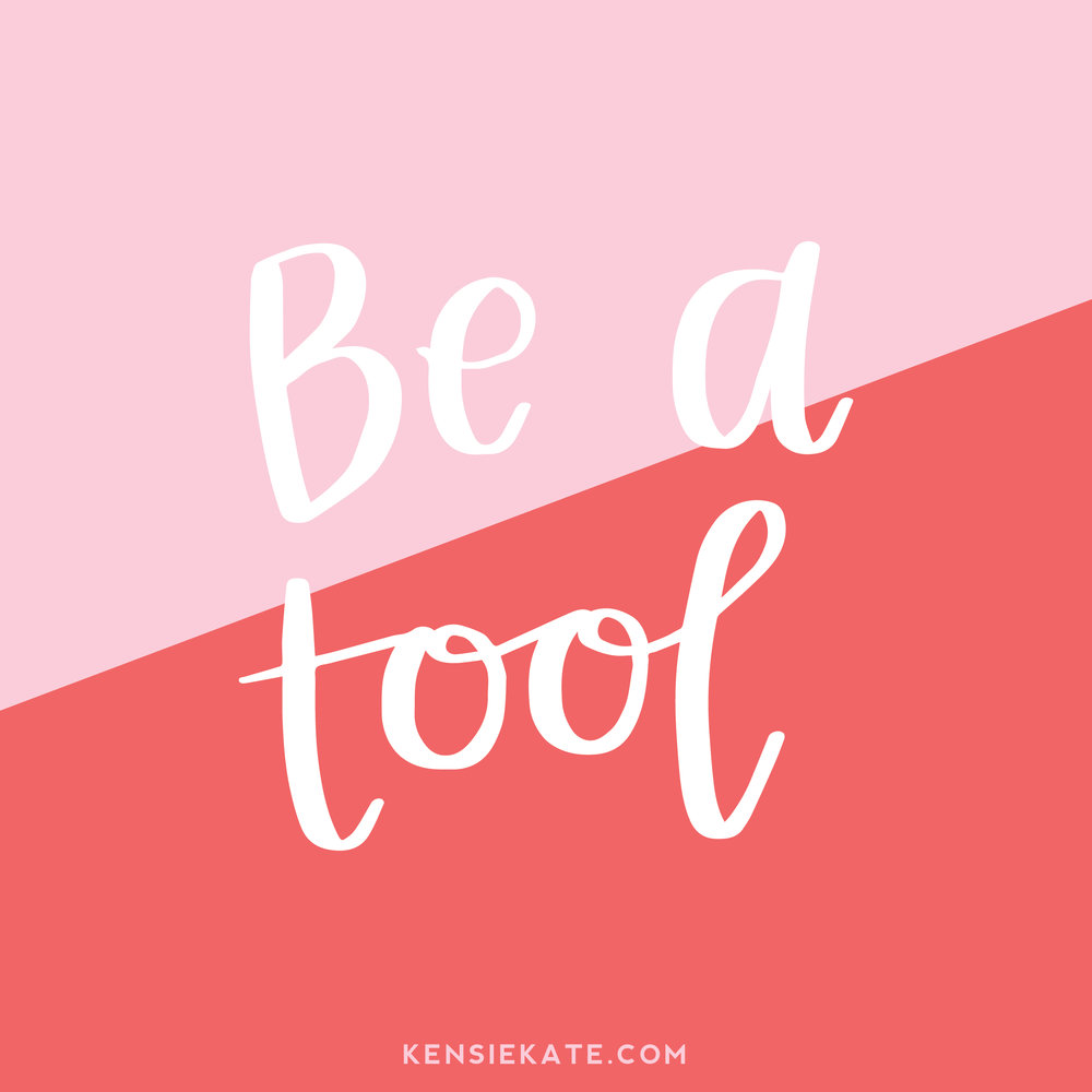 be a tool-03