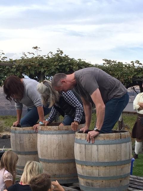 Cave B Inn Wine Crush / Harvest Fest
