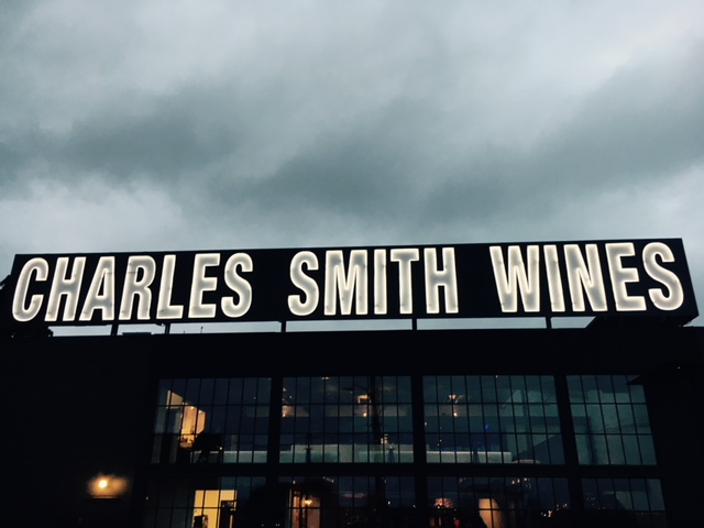 Charles Smith Jet City Tasting Room; Watch Jets Fly Into Boeing Field; Appetizers Served Here