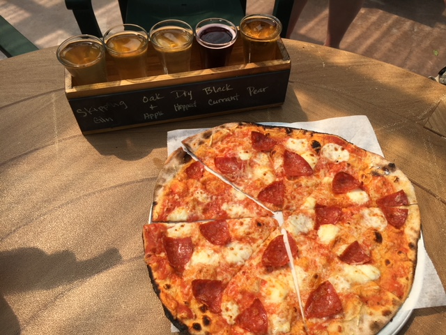Finnriver Pizza and Cider Tasting