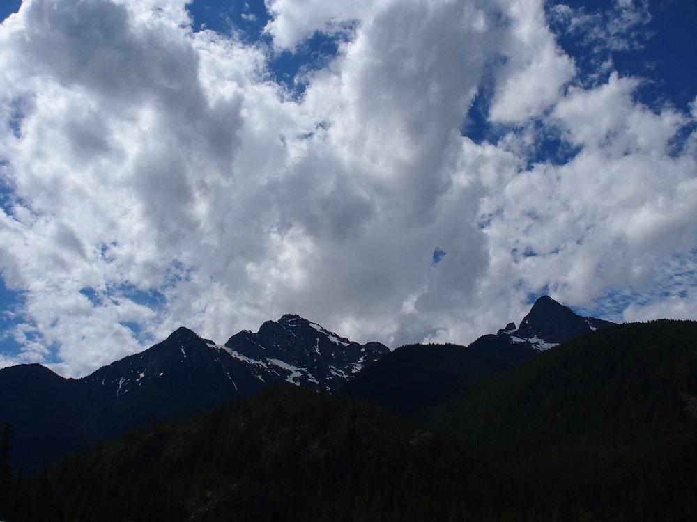 Davis Peak on the Tour