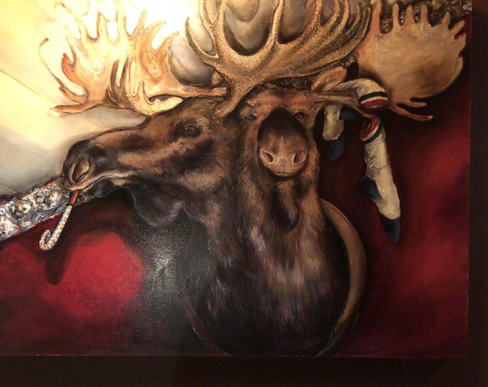 Original art in our suite