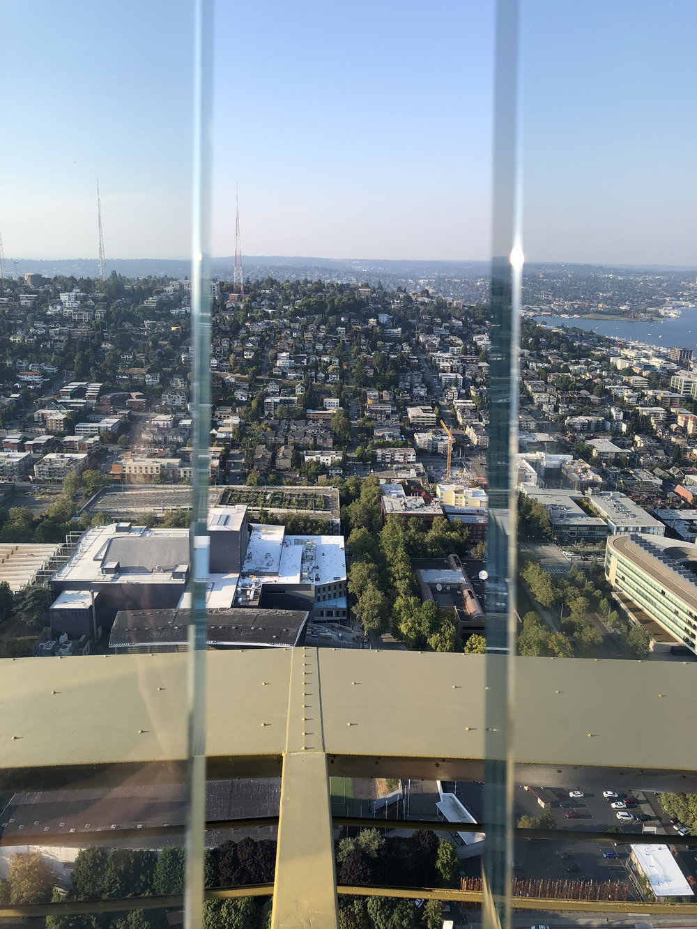 Space Needle's New Observation Deck