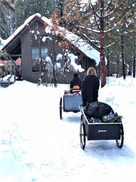 Sleeping Lady Resort, Leavenworth, WA