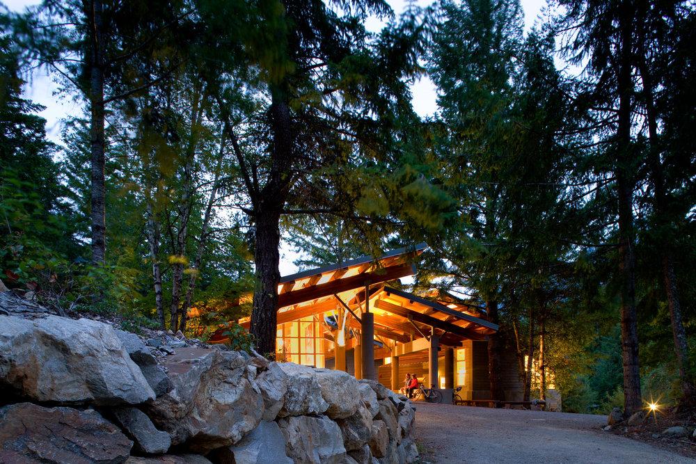 North Cascades Institute, Diablo, WA