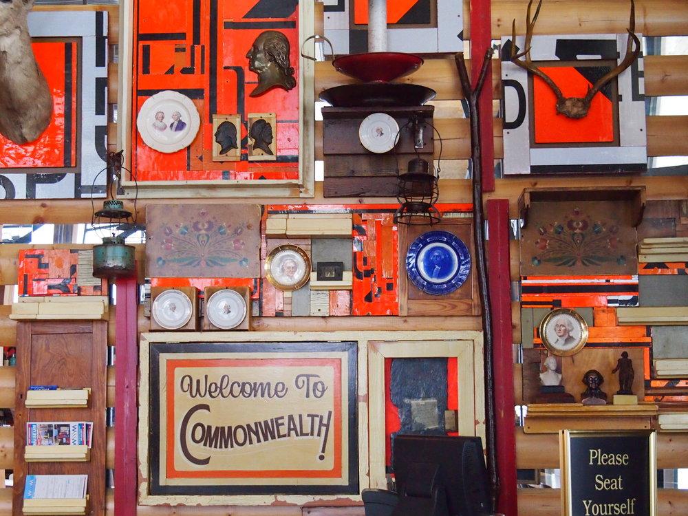 Commonwealth Restaurant, Snoqualmie Pass, WA