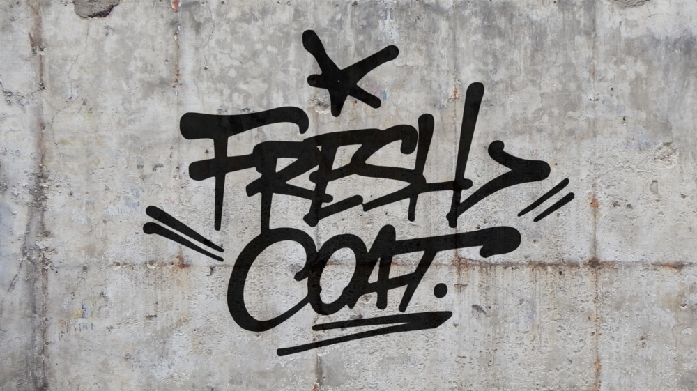 OCTOBER 5-7TH /// FRESH COAT MURAL FEST