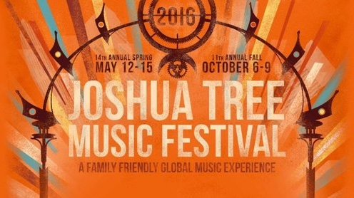Joshua Tree Music Festival-10/5-8, 2017