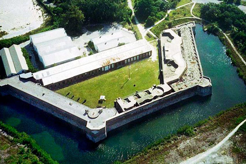 Fort Zachery Taylor State Park