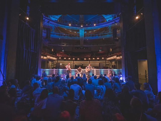 It all starts tomorrow night. See you all at @eveningmuse. 📷: @marknow • • • • • • • • • • • • • •#sofarsounds #sofar #sofarclt #charlotte #cltmusic #charlottemusic #newalbum #newmusic #newartist #altrock #acousticguitar #debutalbum #indiemusic #alternativerock #trio #supportlocalmusic #charlotteiscreative#eveningmuse