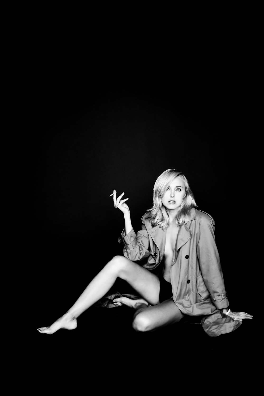 Model: Anna Makovchik   www.annamakovchik.com
