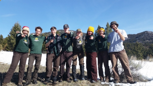 """Inspiring young people through hands-on conservation service to be leaders, stewards of the land, and engaged citizens who improve their communities."" - http://mtcorps.org/mcc-projects/"