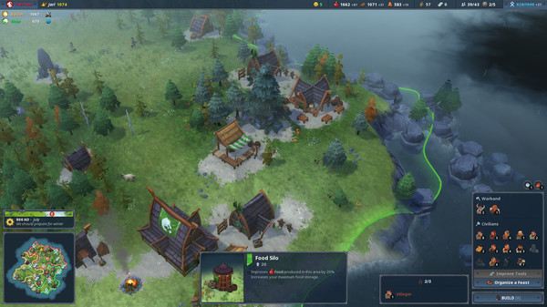 Northgard by Shiro Games