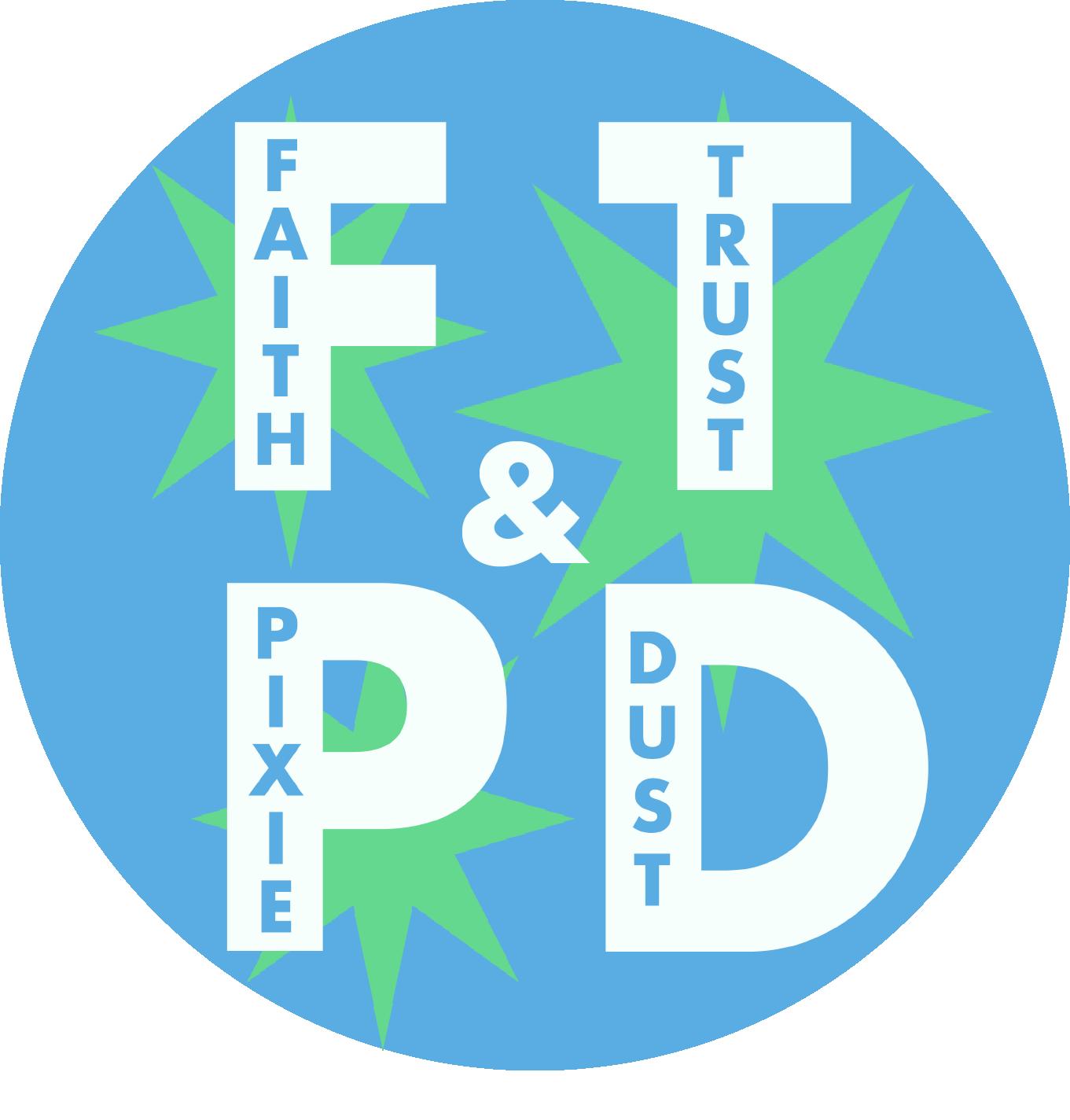 Faith Trust And Pixie Dust Podcast
